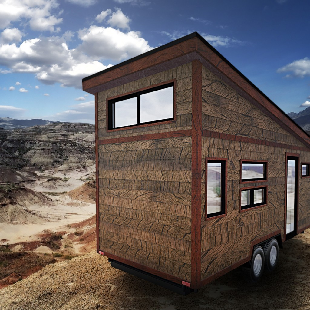 Tiny house construction company living big by living tiny for House models for construction