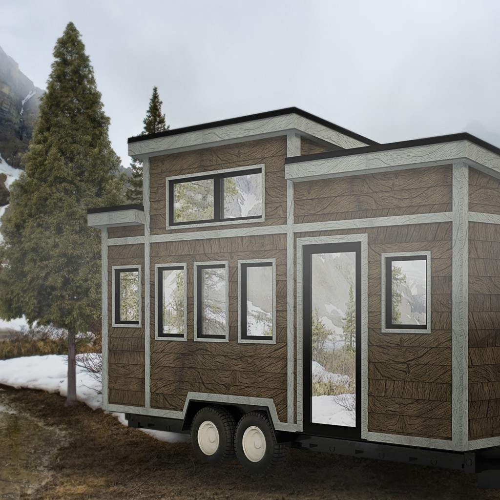 Tiny house construction company living big by living tiny for House building companies