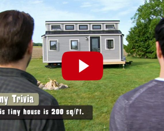 Property Brothers – Tiny House Arrest